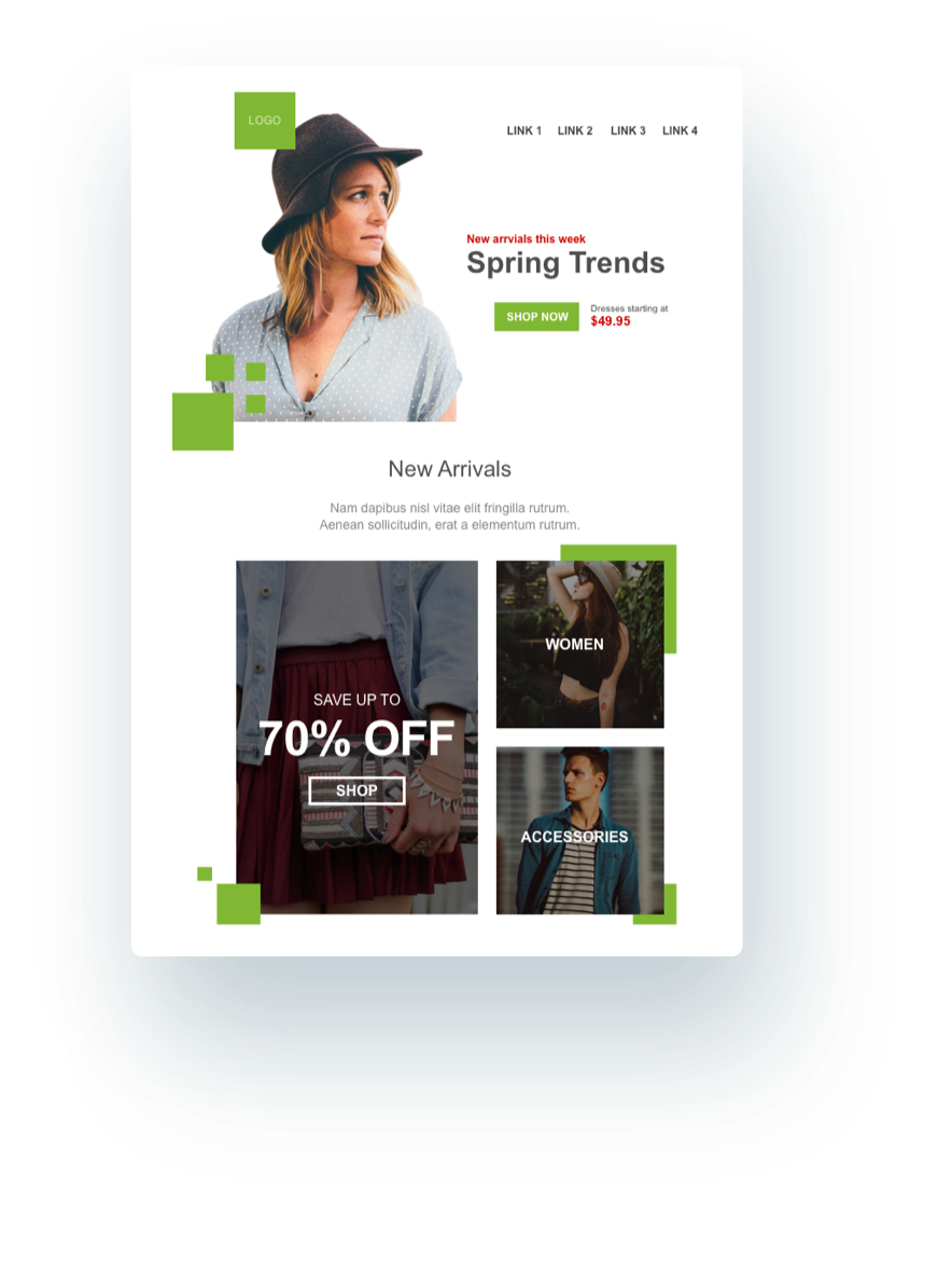 ecommerce template 2