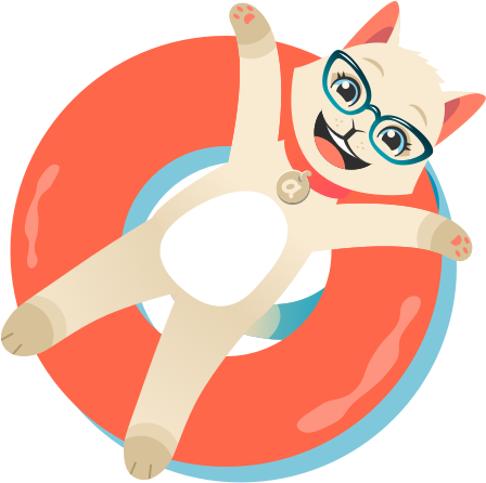 cat-float